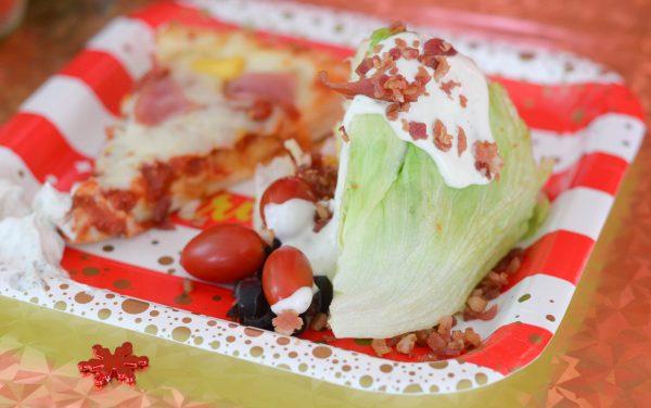 Holiday Pizza Party #FreschettaFresh #ad