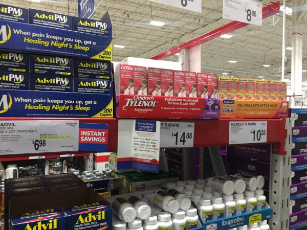 Sam's Club Cold & Flu