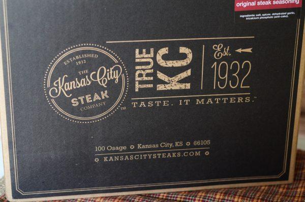 Balsamic Glazed Steaks #KCSteaks AD