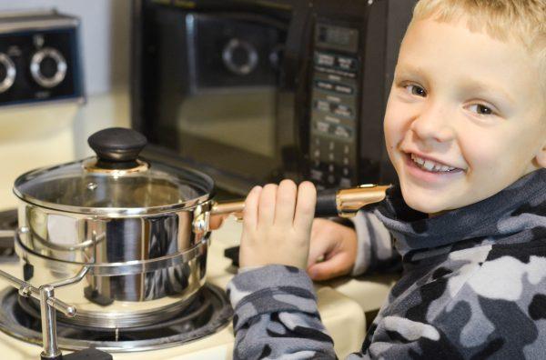 Potsafe Kitchen Accessory