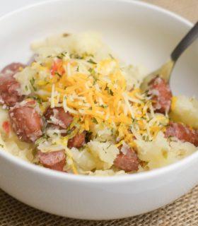 Sausage & Potato Hash