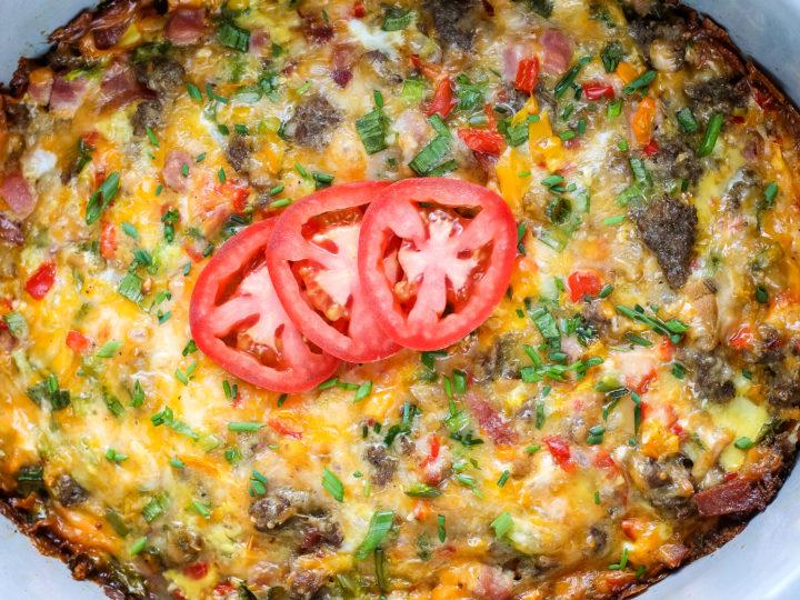 Crockpot Breakfast Casserole Ninja Foodi Recipe Mommy Hates