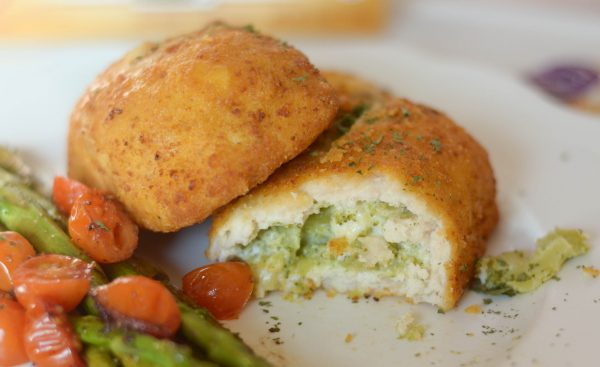 Barber Foods Stuffed Chicken Breast #BarberNight AD