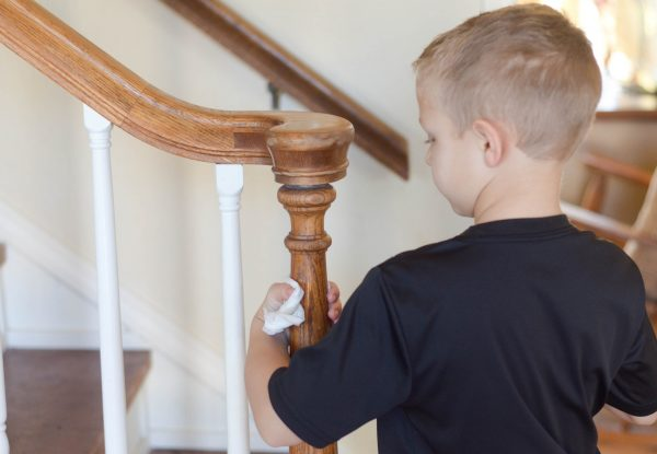 Cleaning on a Dime with Dollar General #DGHomeCleanHome #ad