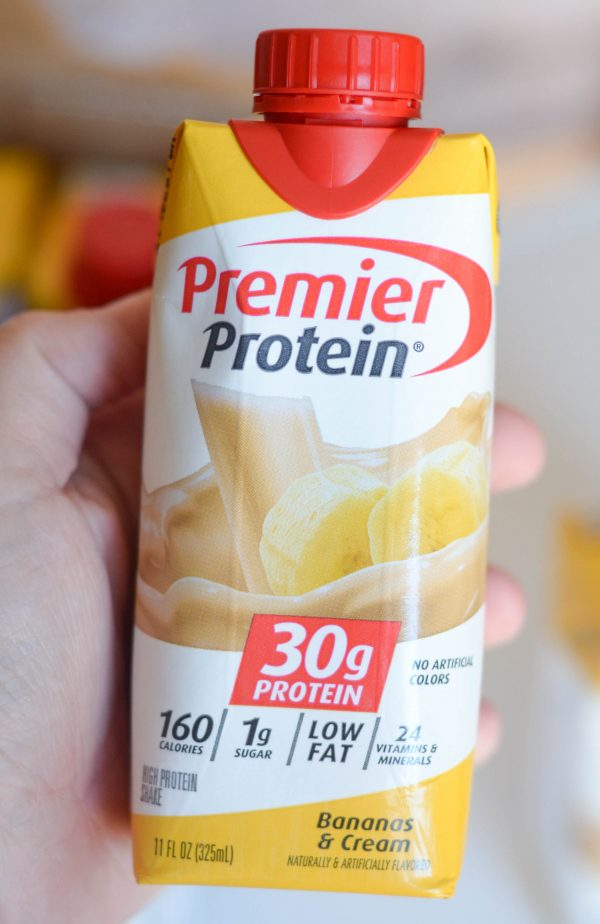 Power up with Premier Protein - Mommy Hates Cooking