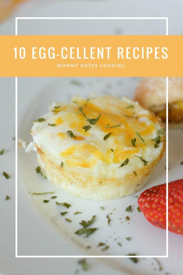 10 Ways to Serve Eggs