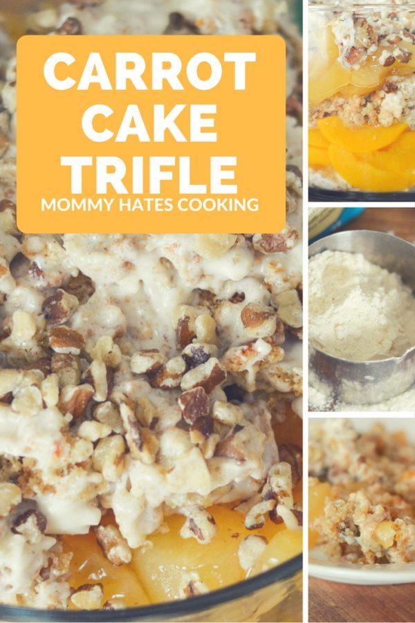 Carrot Cake Trifle