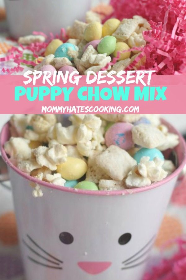 Spring Puppy Chow Mix