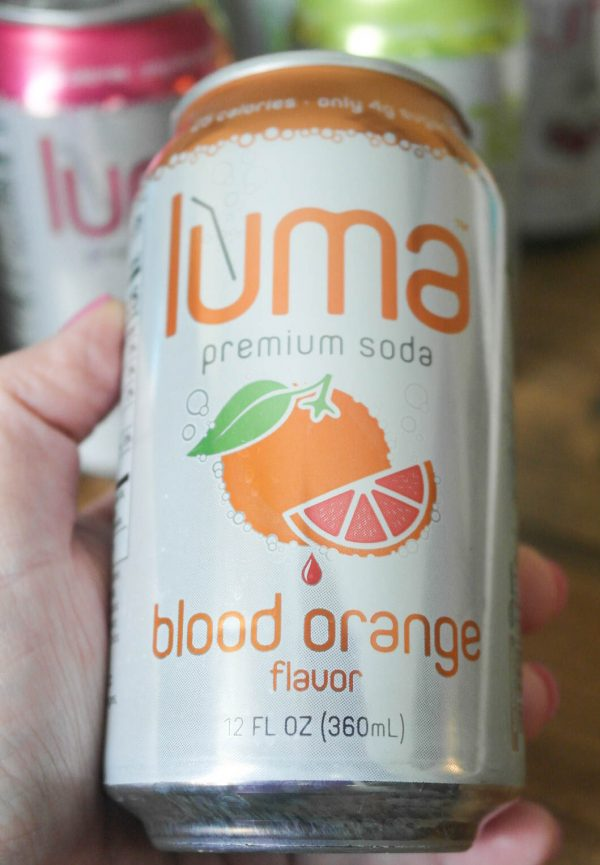 Take a Soda Break with Luma #DrinkLuma AD