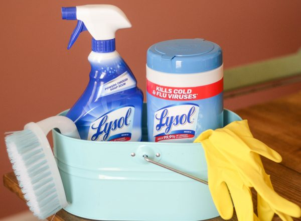 5 Spring Cleaning Tips #EverydaySaves AD