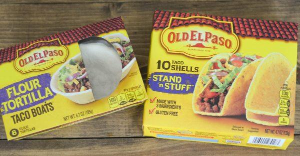 Chicken Fajita Tacos #OldElPaso AD
