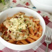 Tuscan Chicken Pasta Bowl