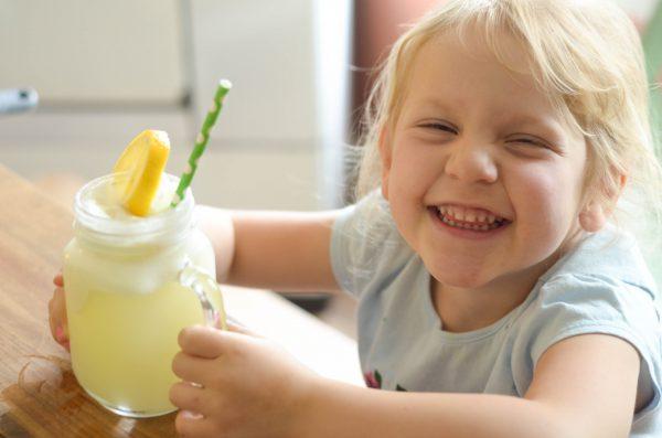 Lemonade Punch
