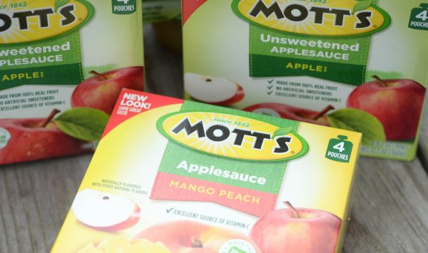 5 Easy Snack Ideas + Watch Your Kids Grow with Mott's #WatchMeGrow AD