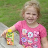 5 Easy Snack Ideas + Watch Your Kids Grow with Mott's