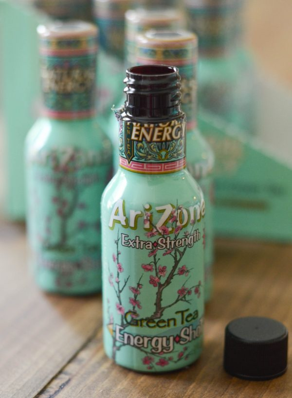 Grab an Energy Boost with AriZona Energy Shots #AriZonaEnergyShots AD