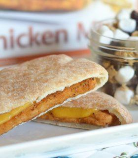 Granola Trail Mix + Chicken Melts