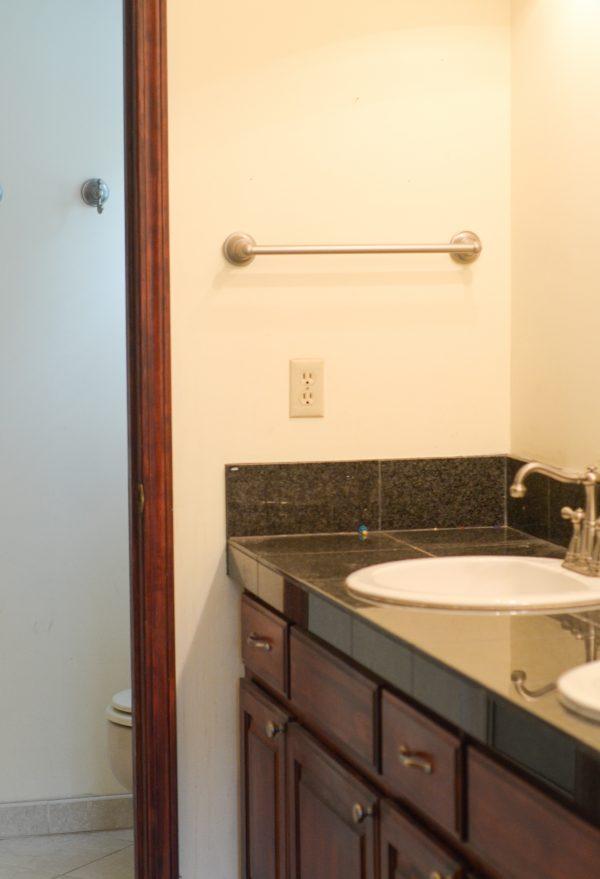 5 Ways to Update a Bathroom on a Budget #BathonaBudget #ad