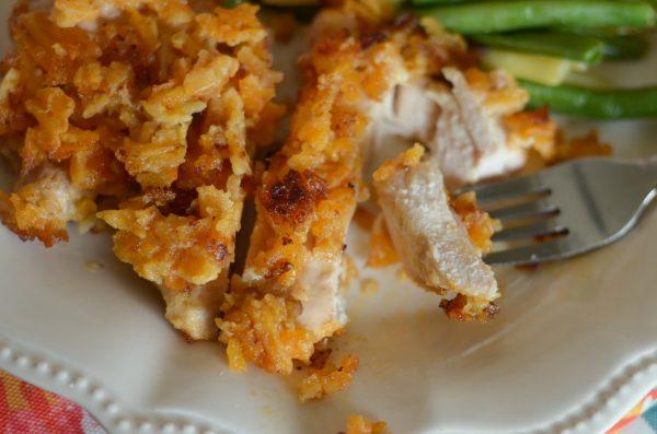 Cheddar Sour Cream Chicken