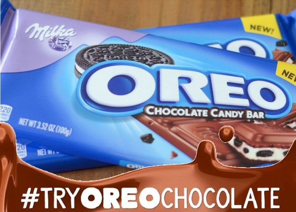 {GIVEAWAY} MILKA OREO Chocolate Candy + Walmart Giftcard #TryOREOChocolate AD