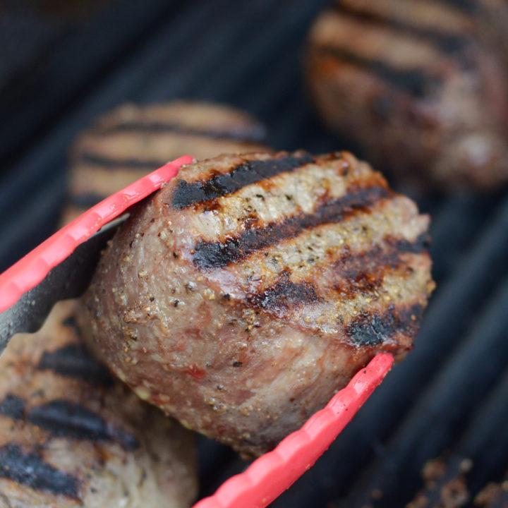 Honey Glazed Steaks