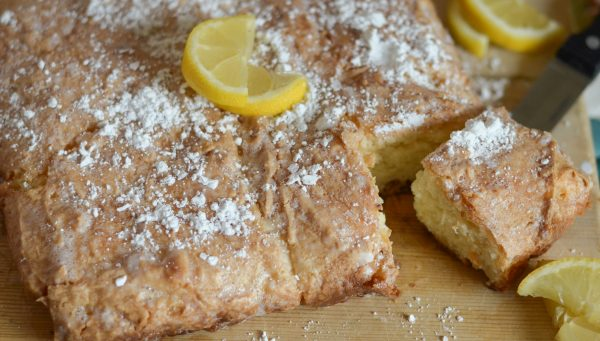 Vanilla Lemon Bread
