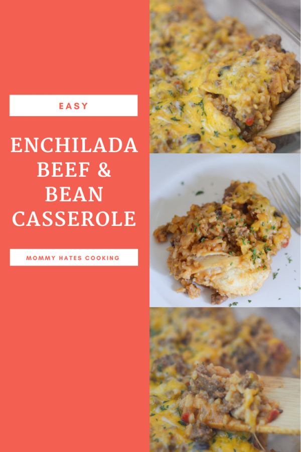 Enchilada beef bean casserole mommy hates cooking make dinner quickly but tasty with this enchilada beef bean casserole this post is sponsored by legacy food storage however all thoughts and opinions forumfinder Image collections