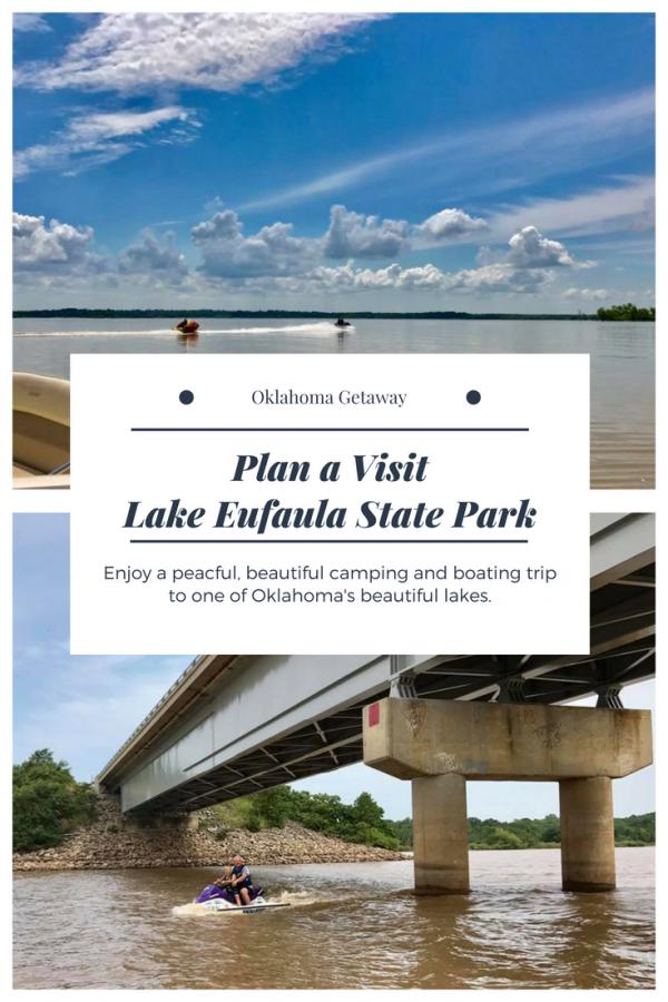 {Oklahoma Getaway} Lake Eufaula State Park