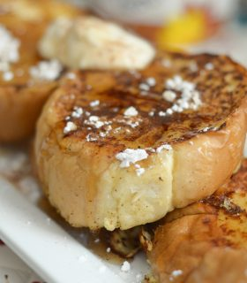 Creamy Maple French Toast Recipe