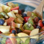 Quick & Simple Poppy Seed Fruit Salad