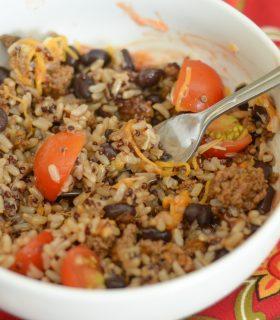 Taco Rice Bowls