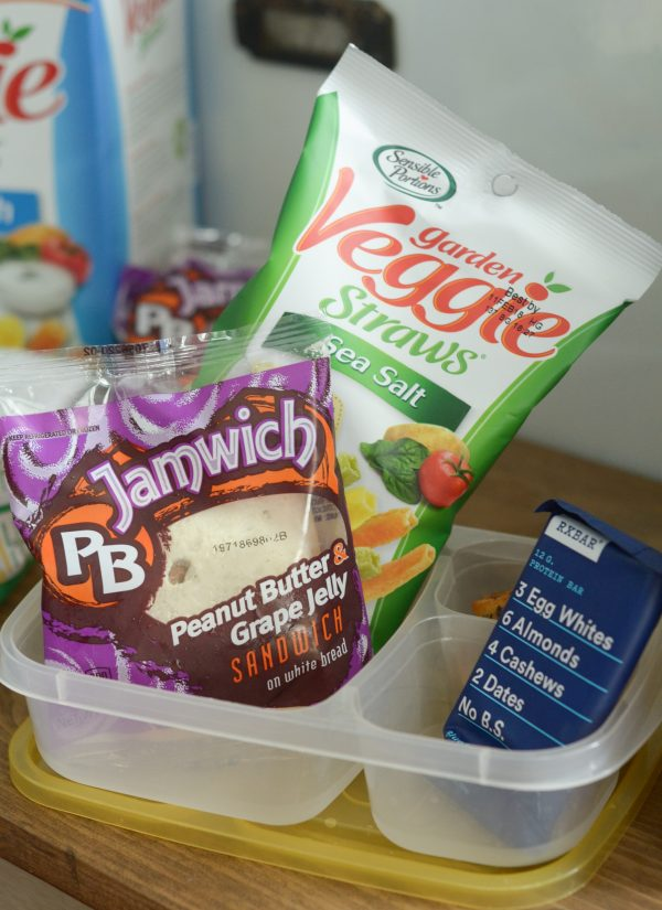 The Perfect Back to School Lunch Items