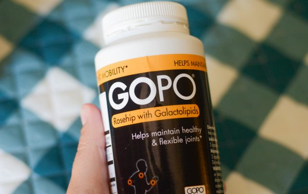 Gaining Better Mobility with GOPO #GowithGOPO #joincare AD