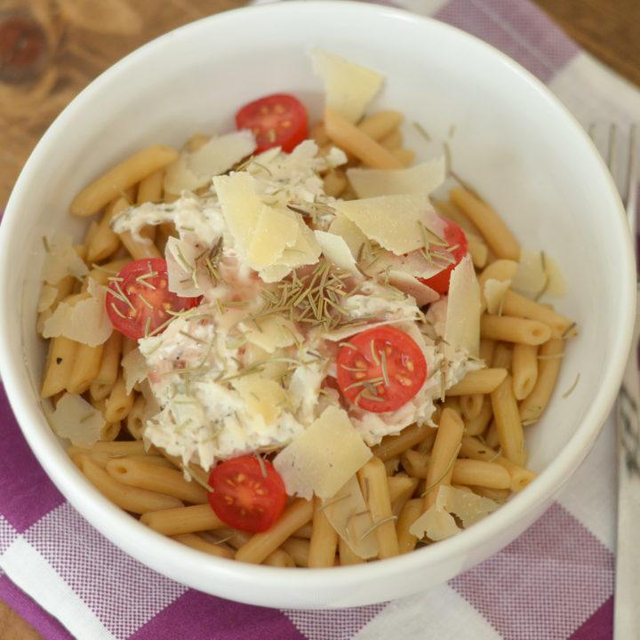 Chicken Salad Pasta Bowl
