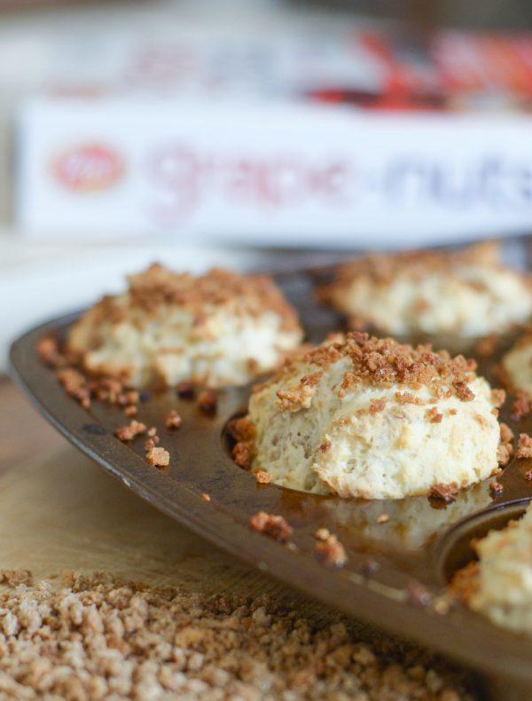 Grape-Nuts Muffins