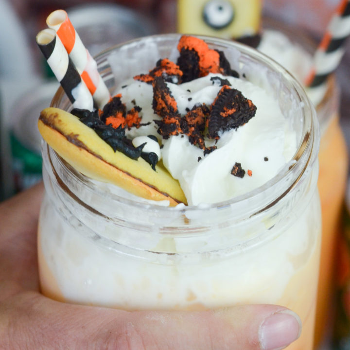 Craveyard Orange Cream Sodas