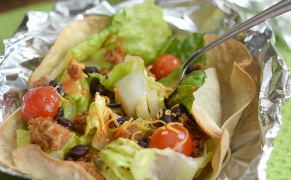 Gluten-Free Taco Salad
