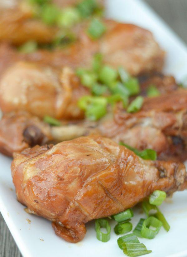 Gluten Free Instant Pot Teriyaki Chicken Drumsticks Recipe