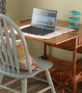Create a DIY Homework Station
