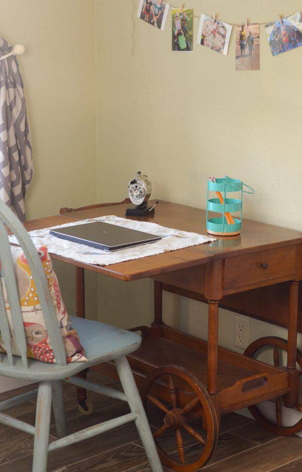 Create a DIY Homework Station #LoveYourPC #ad