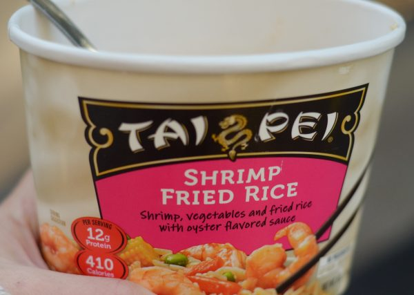 Make it a Delicious Lunch with Tai Pei #TaiPeiFrozenFood #IC #ad