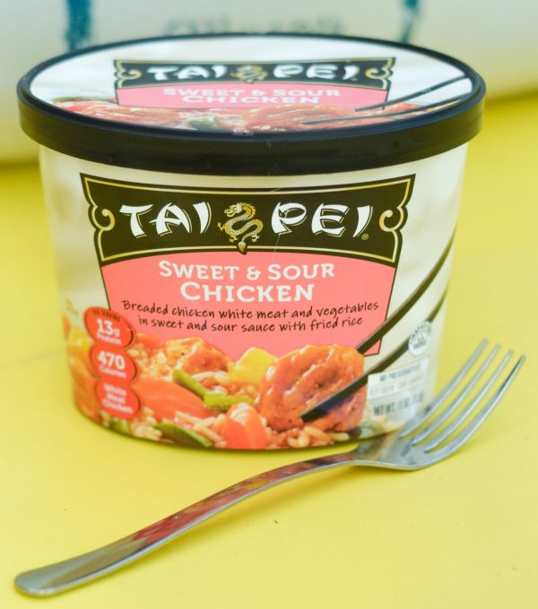 Quick Meals with Tai Pei Asian Food #TaiPeiFrozenFoods #IC #AD