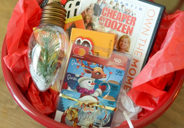 Movie Night Gift Basket #SaveMoneyGiveBetter2017 #ad
