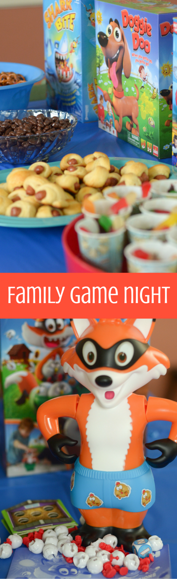 Quality Time with Friends & Family plus a Game Night #MakeitGameDayEveryday #ad