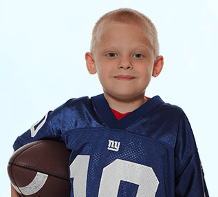 Join together to Tackle Kids Cancer #TackleKidsCancer #Ad