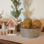 Simple Holiday Decor with At Home