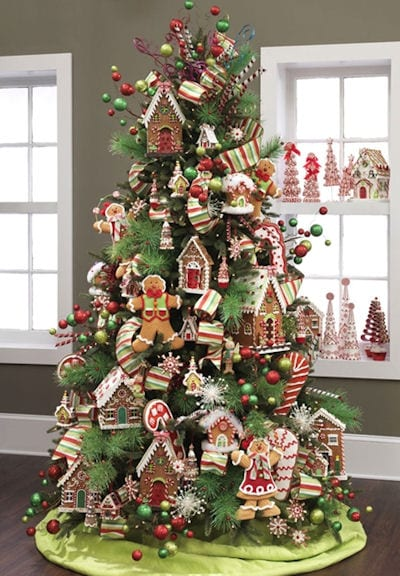 10 Themes for Christmas Trees