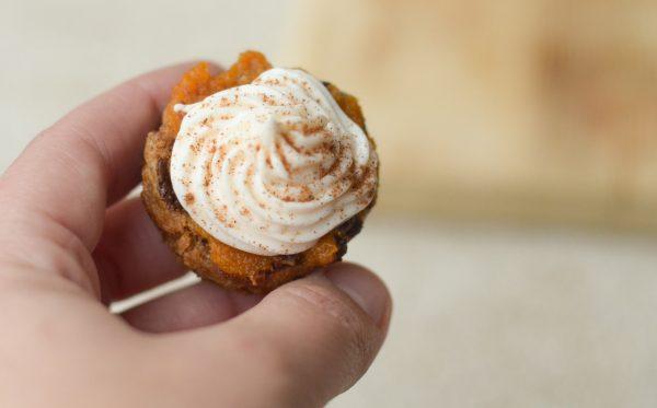 Gluten-Free Mini Pumpkin Pies