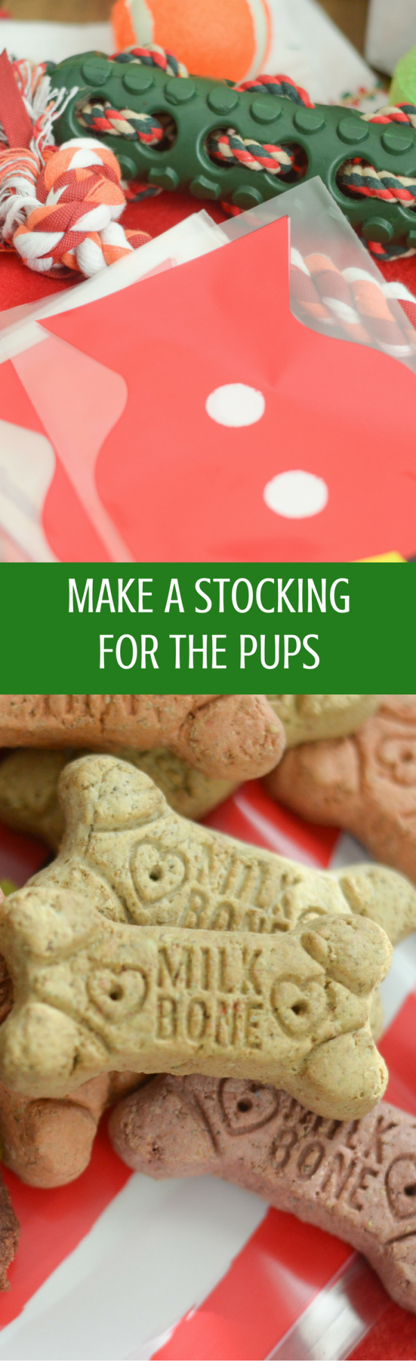 Make a Stocking for the Pups