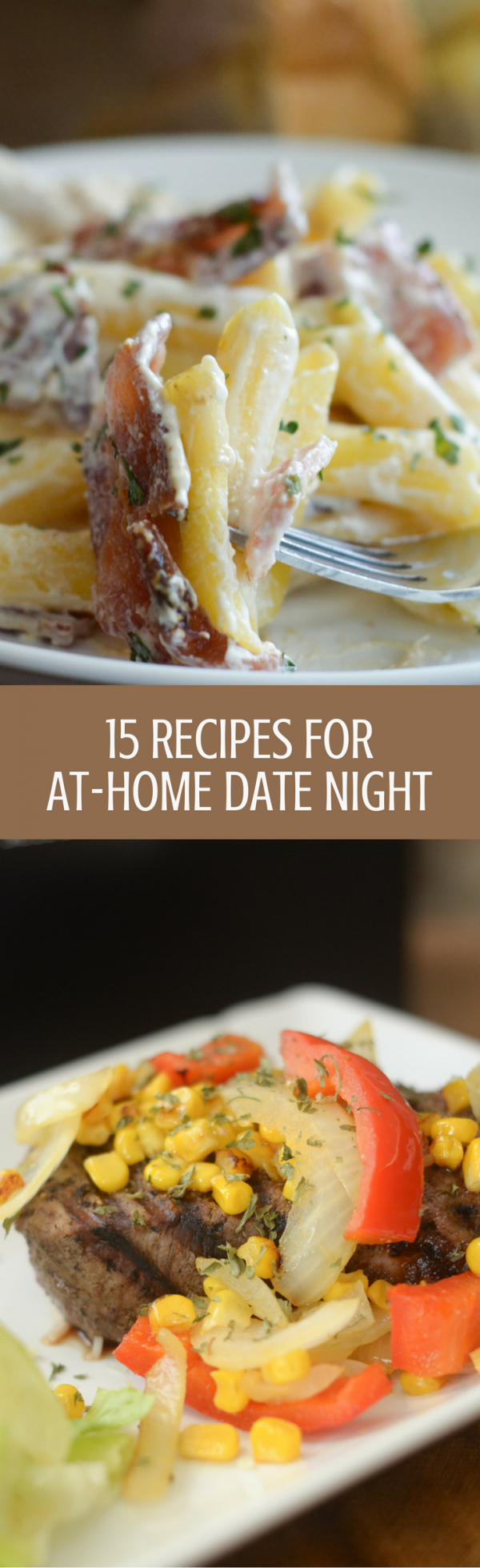 15 Recipes for At-Home Date Night